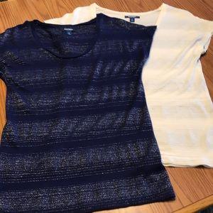 Old Navy dressy tee shirts
